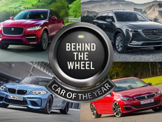 2016 Car of the Year - Fourth Finalists
