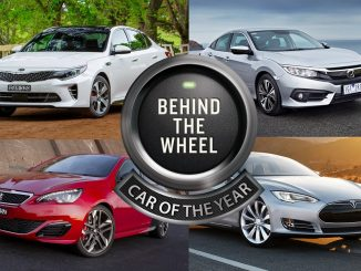 2016 Car of the Year - First Finalists