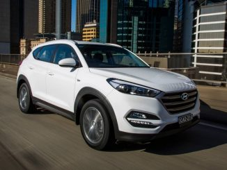 Hyundai Tucson Australia's new favourite mid-size SUV