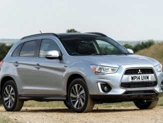 Mitsubishi ASX tops small SUV sales race in October