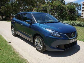 2016 Suzuki Baleno GLX Review