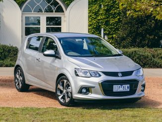 2017 Holden Barina arrives