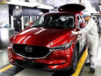 New-gen Mazda CX-5 already in production