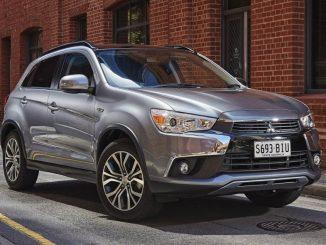 Updated 2017 Mitsubishi ASX arrives in Australia