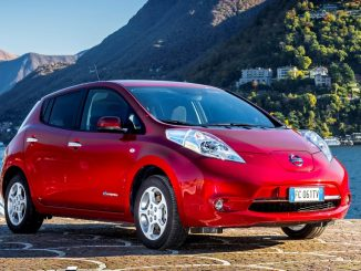 Nissan LEAF sales accelerate in Europe in 2016