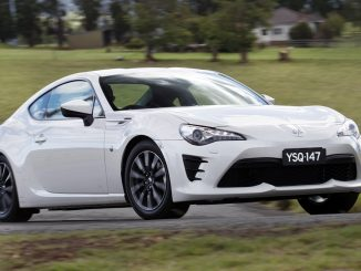 Toyota updates 86 for 2017