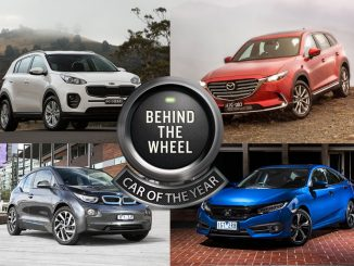 2016 Car of the Year – Third Finalists