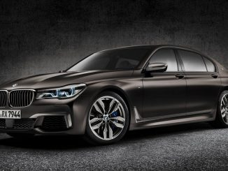 BMW 7 Series gets M Performance variant in 2017