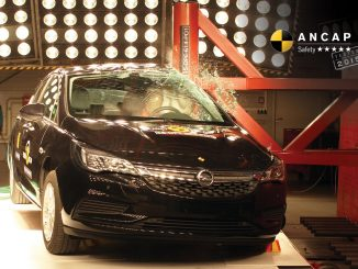 2017 Holden Astra scores five-star ANCAP rating