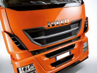 Iveco wins major CNG-powered truck contract