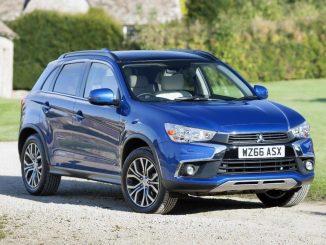 New Mitsubishi ASX goes on sale in UK