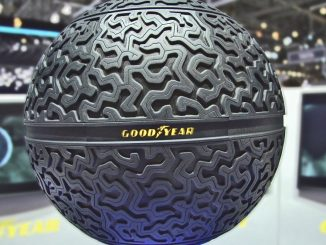 Goodyear concept tyres named Best Invention 2016