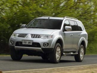 Mitsubishi SUVs recalled over Tailgate issue