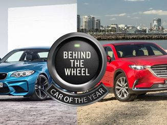 BMW M2 and Mazda CX-9 share our 2016 Car of the Year Award