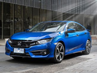 Honda Civic makes traction in small car market