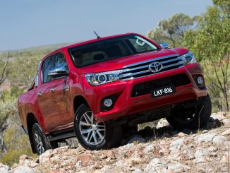 Toyota HiLux remains king of the Aussie ute market