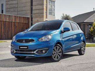 Mitsubishi Mirage dominates resurgent Micro Car market