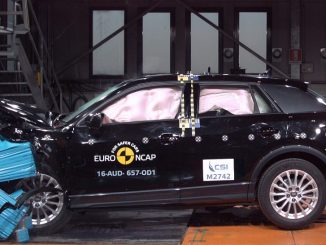 Top safety score for Audi Q2