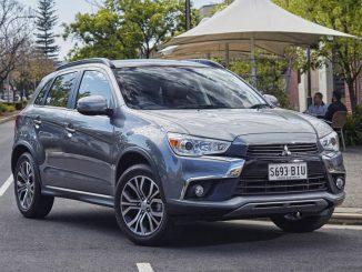 Mitsubishi ASX continues small SUV success in November