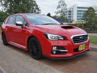 2017 Subaru Levorg Review
