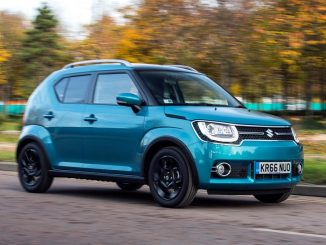 Mixed results for Suzuki Ignis in Euro crash tests