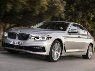 BMW confirms 2017 5 Series plug-in hybrid