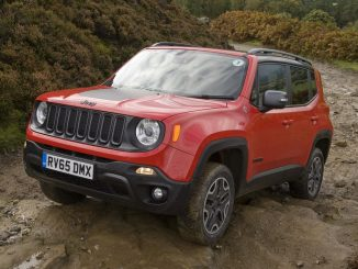 Jeep Renegade wins top 4x4 Magazine award…again!