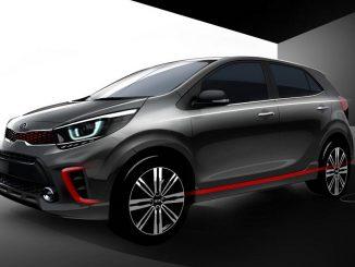 Next-generation Kia Picanto teased