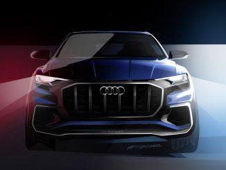 Audi Q8 set for Detroit debut