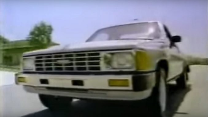 Classic Toyota HiLux TV Commercial