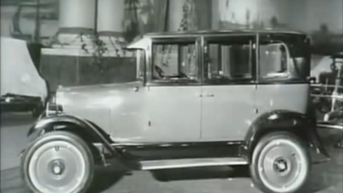 Ford Model T Documentary