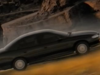Holden Commodore VT TV Commercial