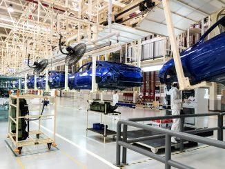 Major production milestone passed by Honda