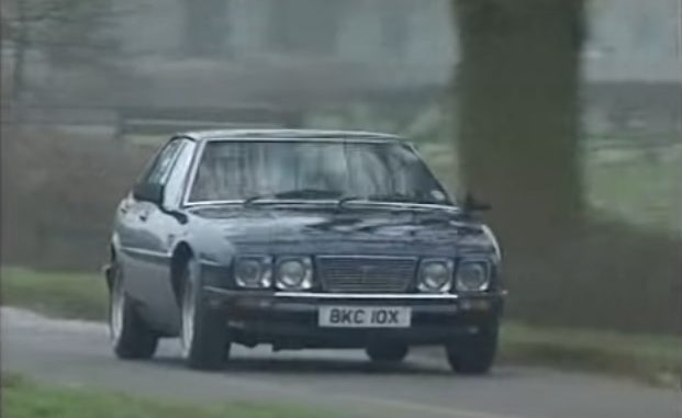 Jeremy Clarkson reviews the Maserati Quattroporte