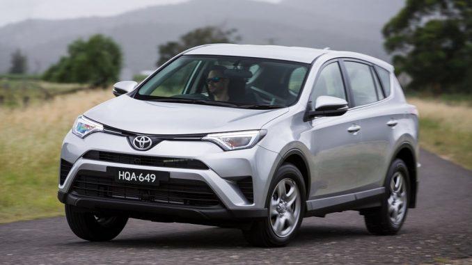 2017 Toyota RAV4 GX Review