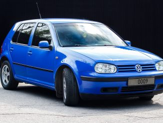 Volkswagen Golf named Best Used Car 2016