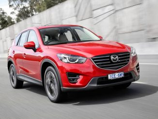 Mazda CX-5 finishes 2016 on top