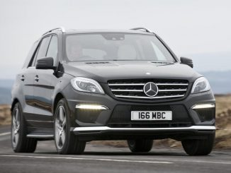 Mercedes-Benz ML and G-Class recalled over seatbelt issue