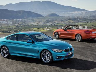 BMW 4 Series updated for 2017