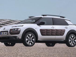 Auto transmission for Citroen C4 Cactus petrol