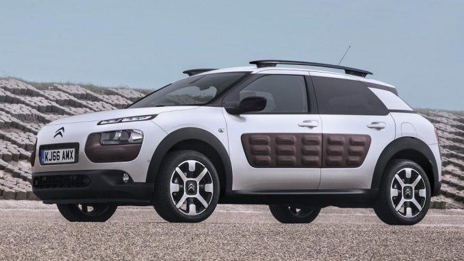 Auto transmission for Citroen C4 Cactus petrol