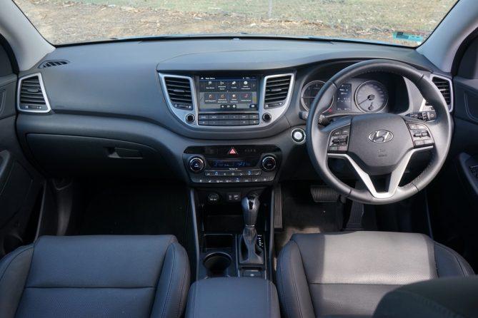 2017 Hyundai Tucson Highlander Review