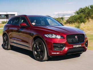 2017 Jaguar F-Pace 3.5t S Review