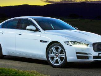 2017 Jaguar XE 20t Prestige Review