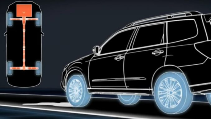 AWD systems explained