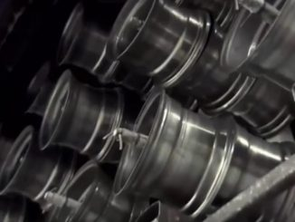 Alloy Wheel Production Process