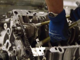 Building the Bentley W12 Engine