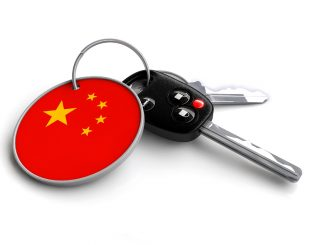 Australia started to accept Chinese cars in 2016