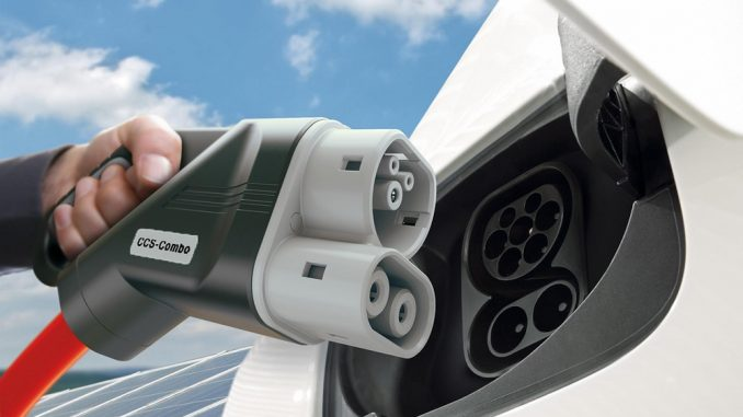 Power company to build huge EV charging station network