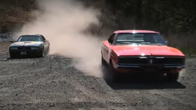 General Lee vs The Bandit